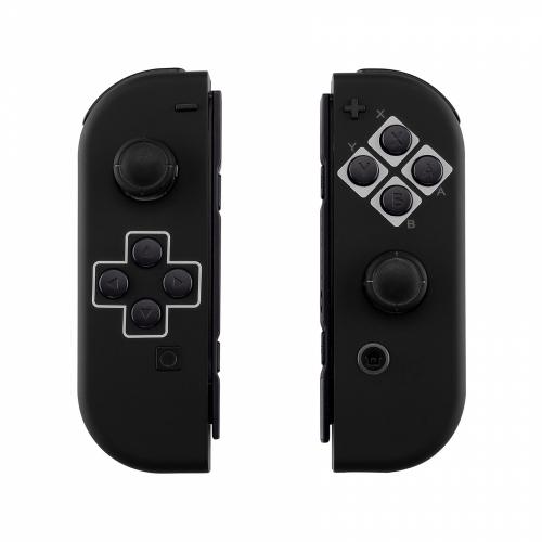 Draw my Pad - 4 Coques Joycons custom Switch - NES Black