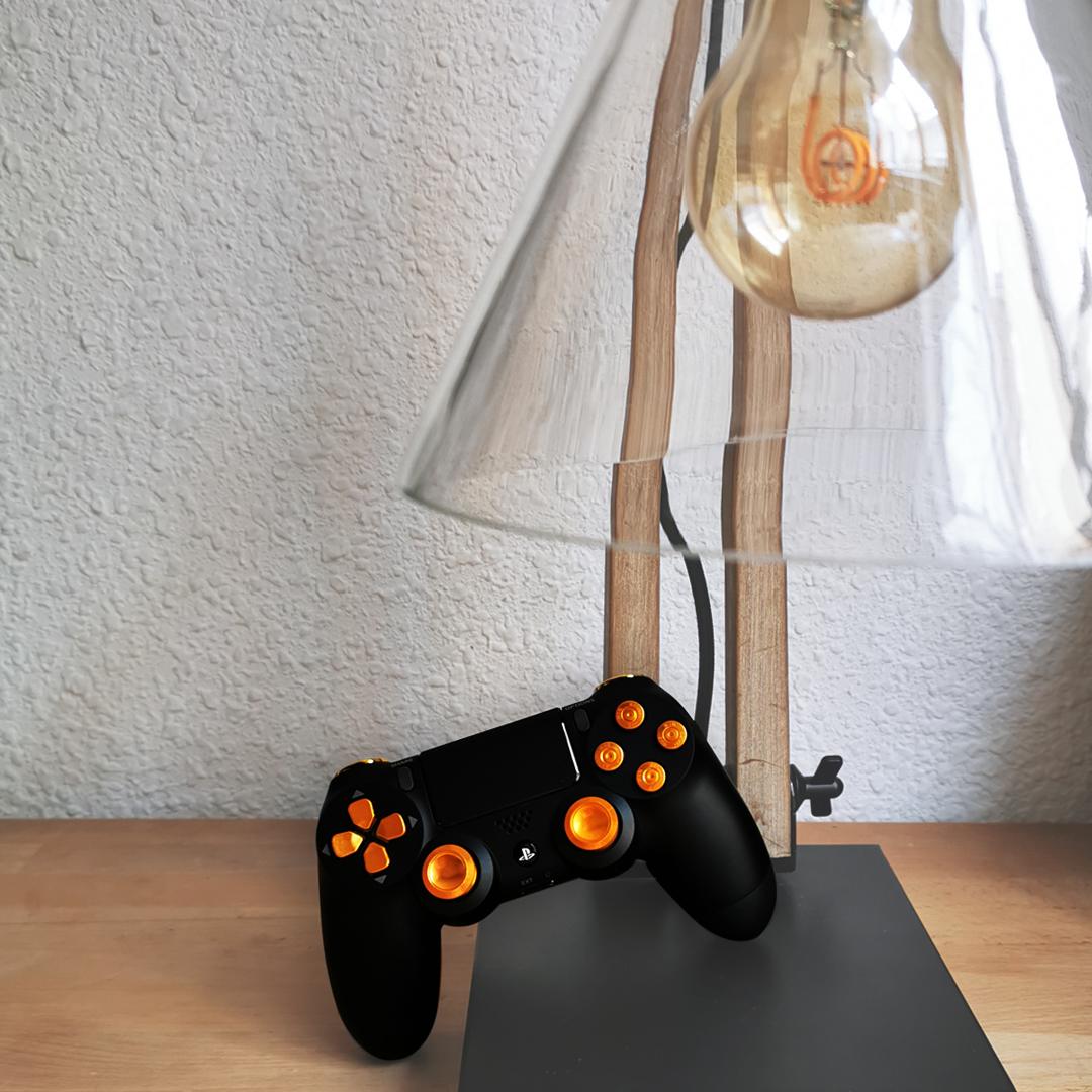 PS4 noire or manette pro