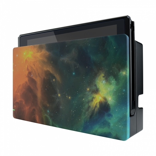 Coque Dock custom Skydream- Console Switch personnalisée - Draw my Pad - face droite