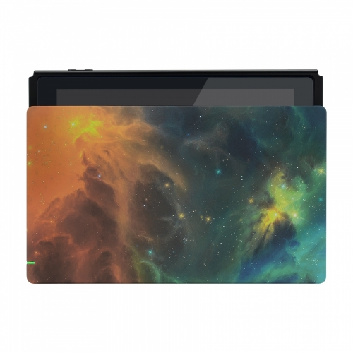Coque Dock custom Skydream- Console Switch personnalisée - Draw my Pad - face