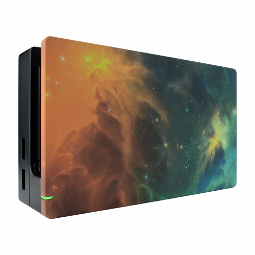 Coque Dock custom Skydream- Console Switch personnalisée - Draw my Pad - face gauche