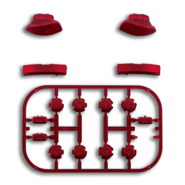 kit-gachettes-boutons-joycons-soft-touch-rouge-custom-manette-switch-personnalisee-draw-my-pad