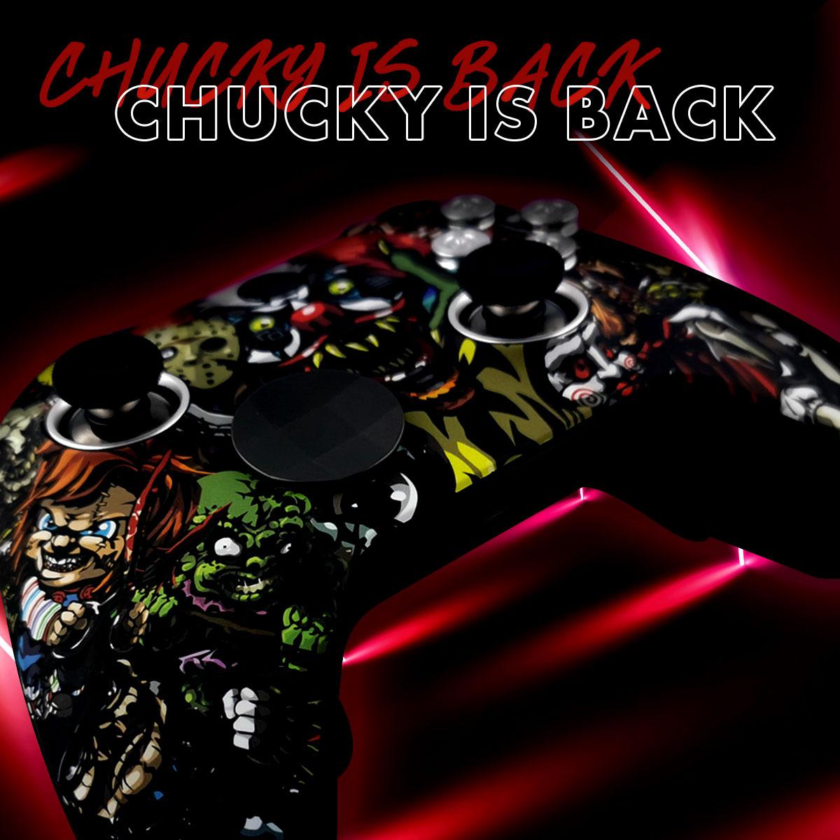 chucky elite xbox manette