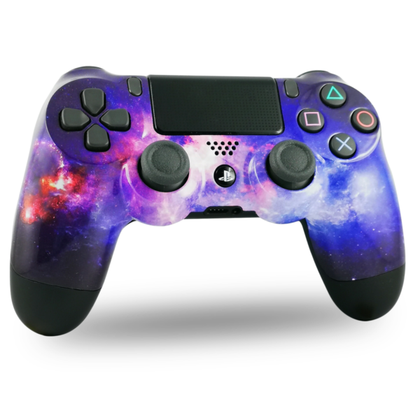 coque-PS4-custom-playstation-4-sony-personnalisee-drawmypad-galaxy