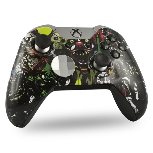 coque-XBOX-custom-elite-serie-1-personnalisee-drawmypad-halloween