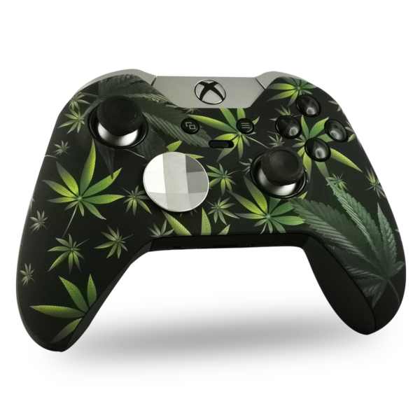 coque-XBOX-custom-elite-serie-1-personnalisee-drawmypad-knadian-leaves
