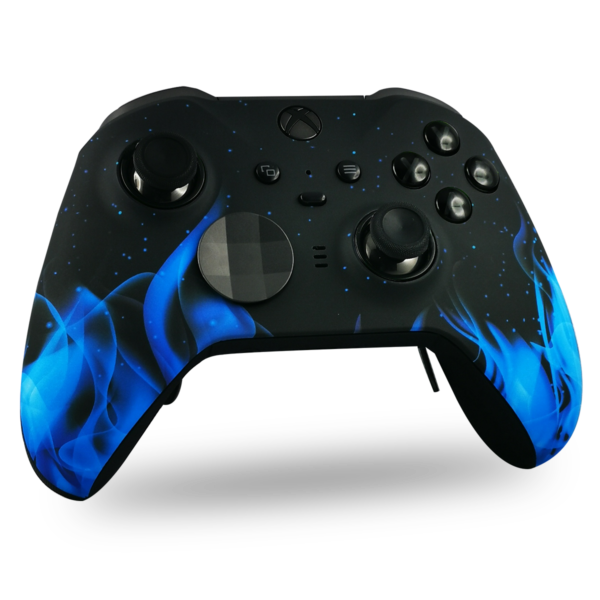 coque-XBOX-custom-elite-serie-2-personnalisee-drawmypad-blue-fire
