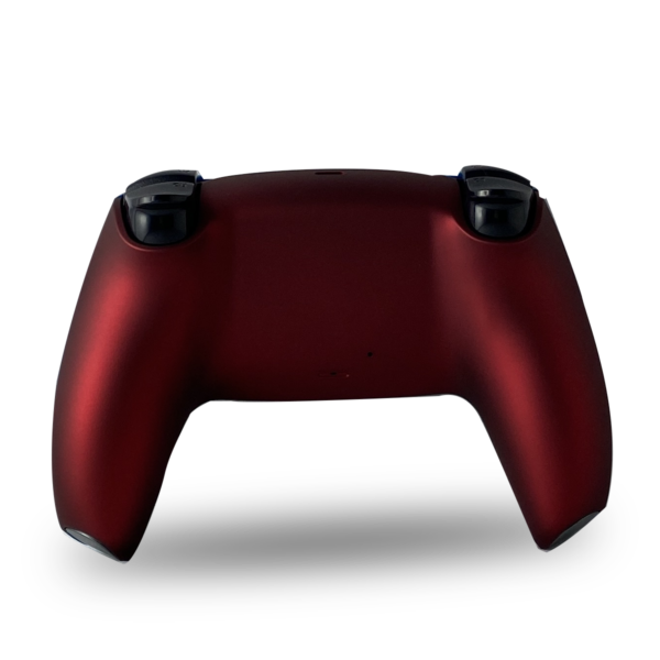 coque-arriere-manette-ps5-custom-red-soft-touch-dualsense-personnalisee-drawmypad