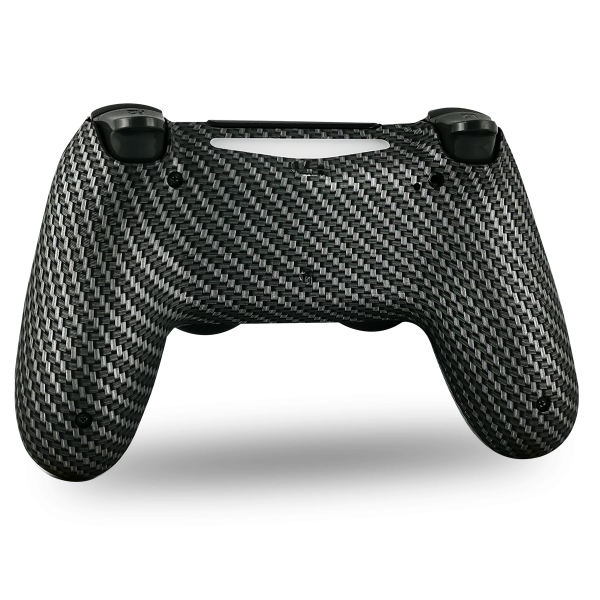 coque-arriere-personnalisee-PS4-manette-custom-playstation-4-carbone