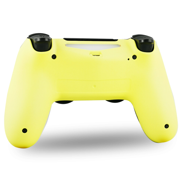coque-arriere-personnalisee-PS4-manette-custom-playstation-4-jaune