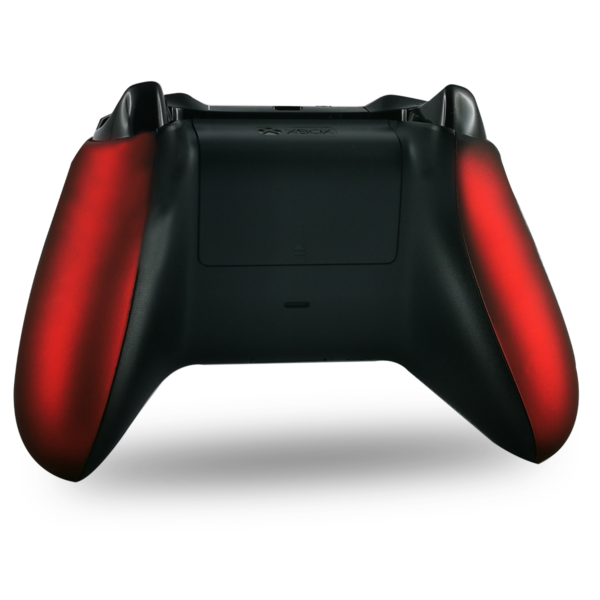 coque-arriere-personnalisee-XBOX-series-x-s-manette-custom-grips-soft-touch-red