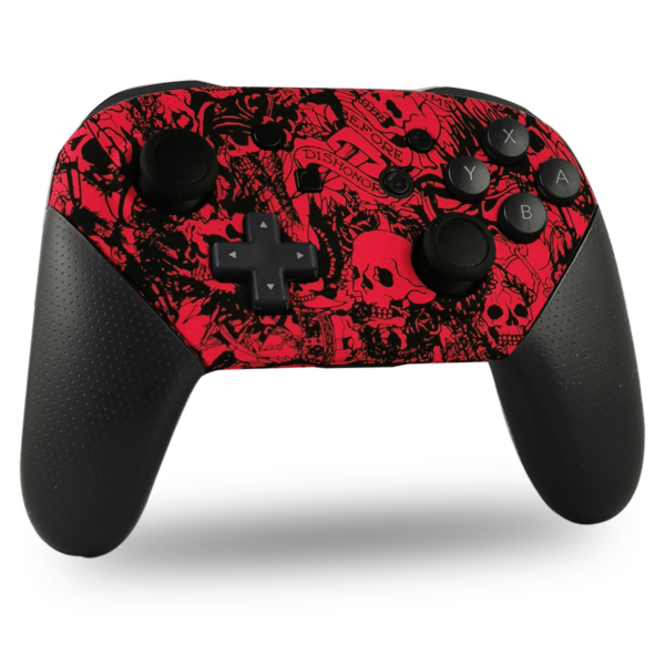 manette-switch-pro-custom-nintendo-personnalisee-drawmypad-crazy-skullz