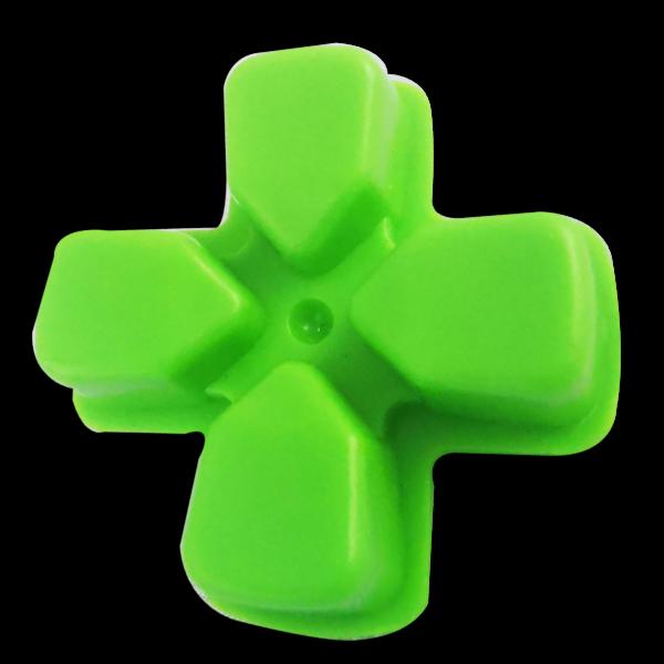 croix-directionelle-PS4-custom-manette-personnalisee-drawmypad-couleur-vert