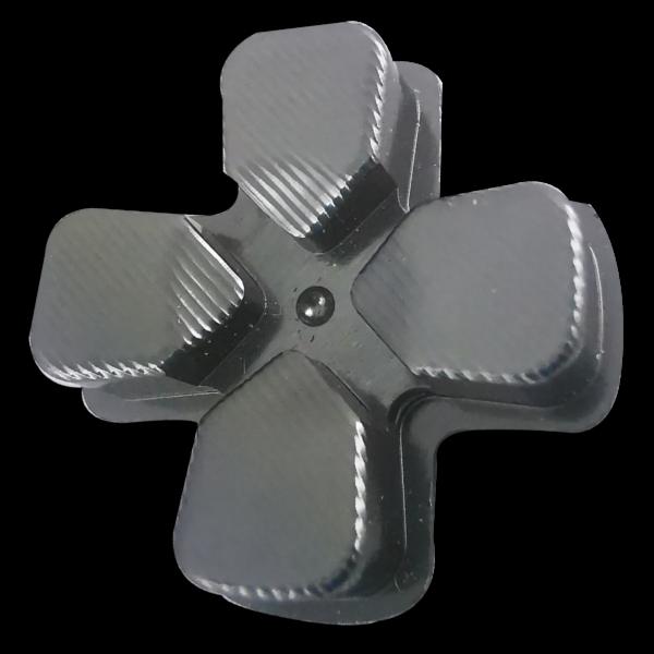 croix-directionelle-PS4-custom-manette-personnalisee-drawmypad-metal-noir