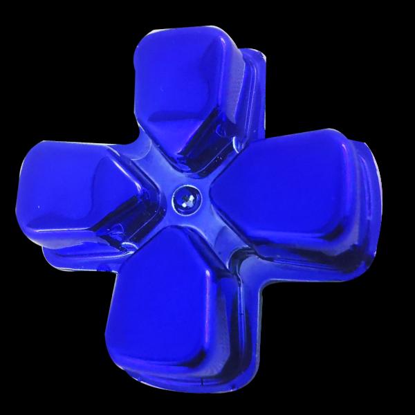 croix-directionelle-PS5-custom-manette-personnalisee-drawmypad-chrome-bleu