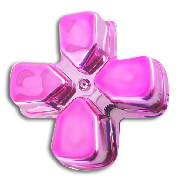 croix-directionelle-PS5-custom-manette-personnalisee-drawmypad-chrome-rose-1.
