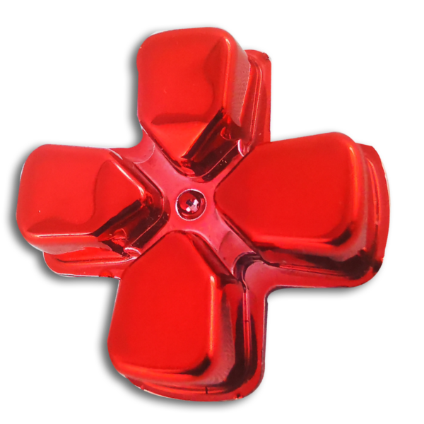 croix-directionelle-PS5-custom-manette-personnalisee-drawmypad-chrome-rouge