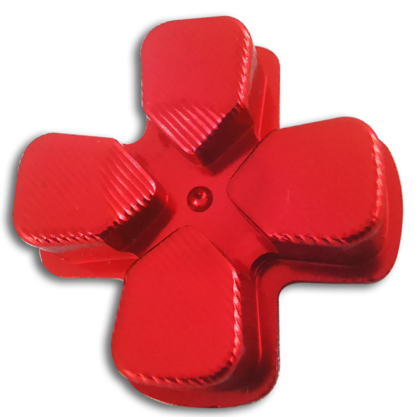 croix-directionelle-PS5-custom-manette-personnalisee-drawmypad-metal-rouge