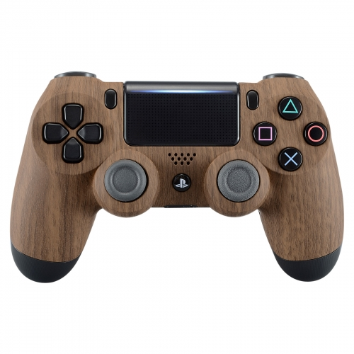 Personnalisation manette PS4 - Manette PS4 BOIS - Draw my Pad