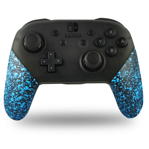 grip-switch-pro-custom-manette-nintendo-personnalisee-grip-bleu-draw-my-pad