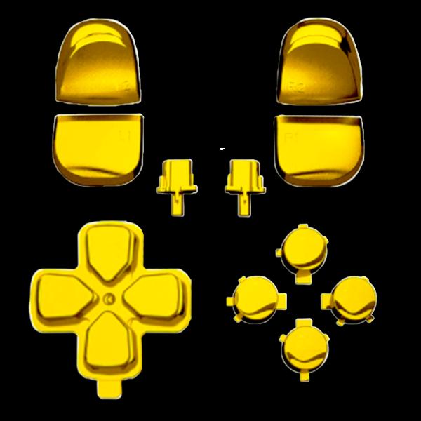kit-boutons-gachettes-PS5-or-chrome-custom-manette-dualsense-personnalisee-drawmypad
