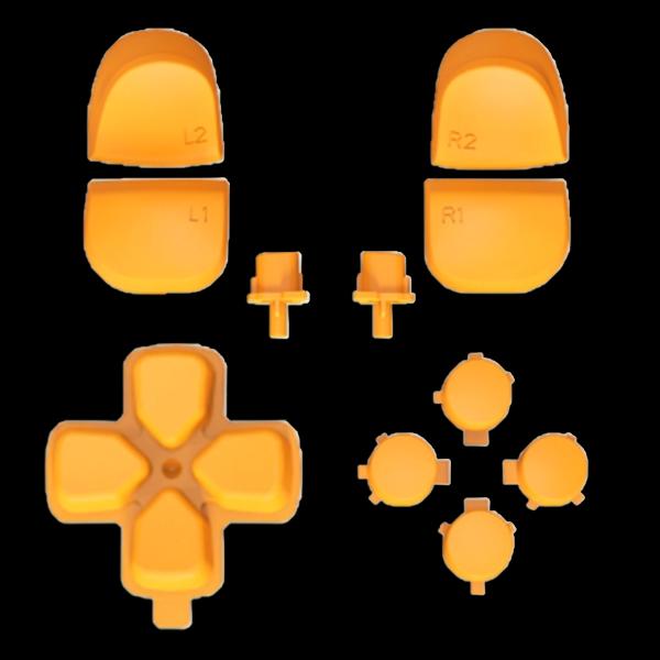kit-boutons-gachettes-PS5-jaune-custom-manette-dualsense-personnalisee-drawmypad