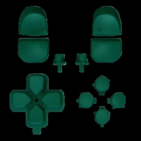 kit-boutons-gachettes-PS5-vert-fonce-custom-manette-dualsense-personnalisee-drawmypad