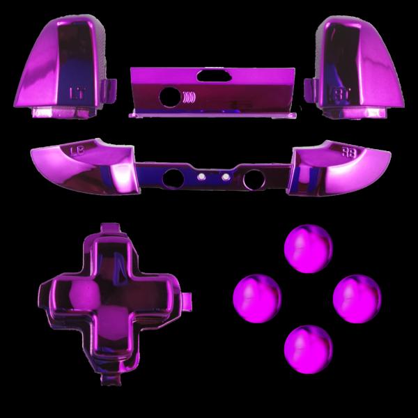 kit-XBOX-custom-manette-personnalisee-drawmypad-chrome-violet