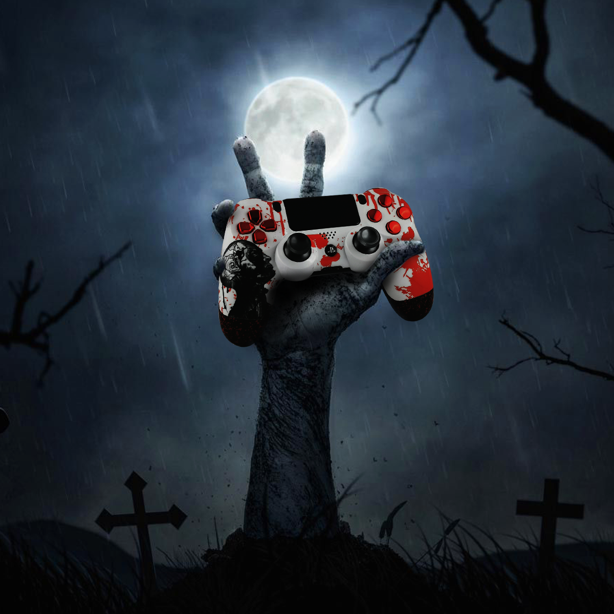 manette apocalypse survival horror halloween