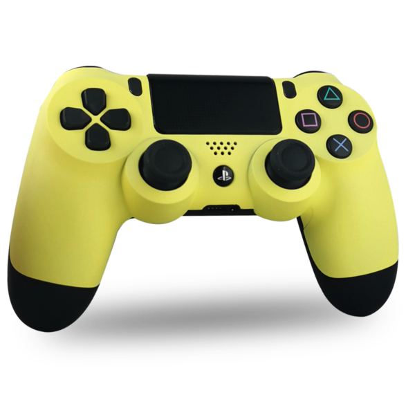 manette-PS4-custom-playstation-4-sony-personnalisée-drawmypad-banana