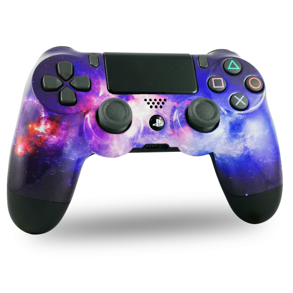 manette-PS4-custom-playstation-4-sony-personnalisee-drawmypad-galaxy