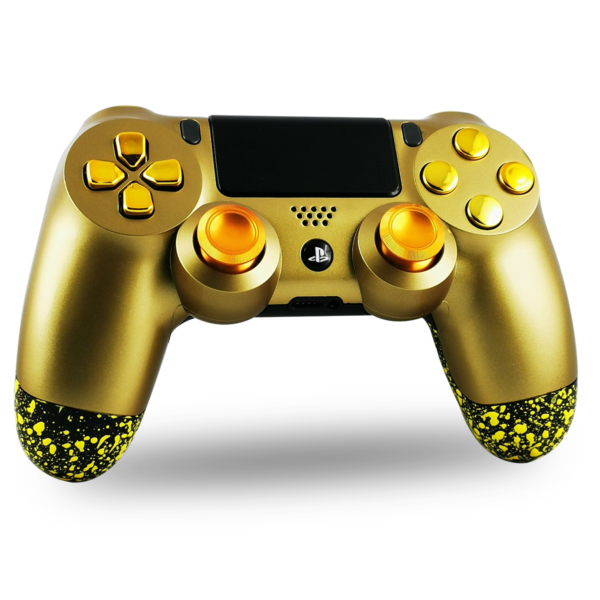 kit-coque-boutons-PS4-custom-playstation-4-sony-personnalisee-drawmypad-gold-yellow