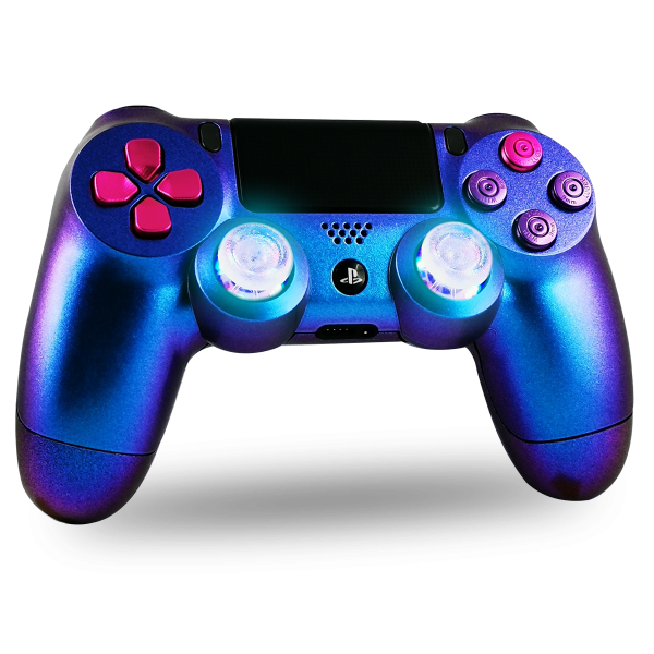 manette-PS4-custom-playstation-4-sony-personnalisee-drawmypad-leon-led