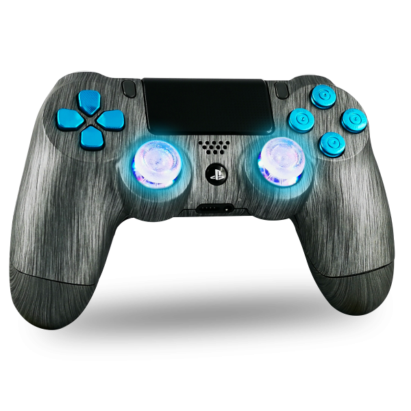 manette-PS4-custom-playstation-4-sony-personnalisee-drawmypad-london-led