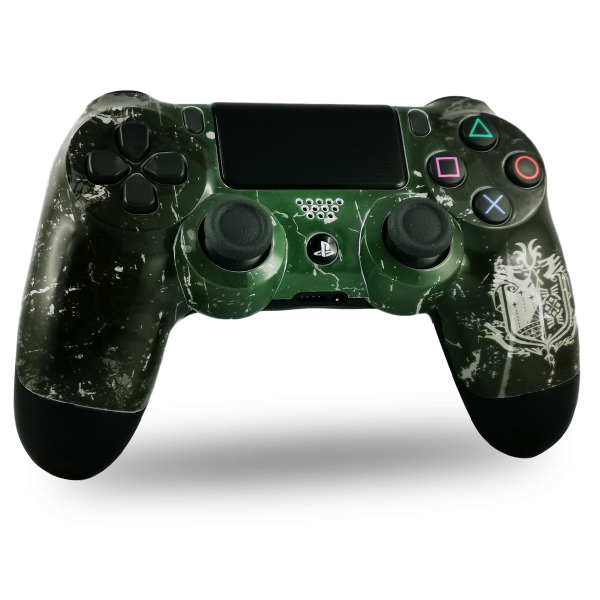 manette-PS4-custom-playstation-4-sony-personnalisee-drawmypad-monster-hunter