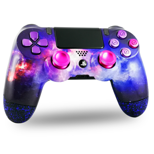 manette-PS4-custom-playstation-4-sony-personnalisee-drawmypad-nebuleuse