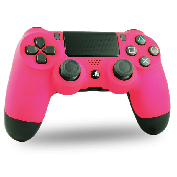 manette-PS4-custom-playstation-4-sony-personnalisee-drawmypad-pink-soft-touch