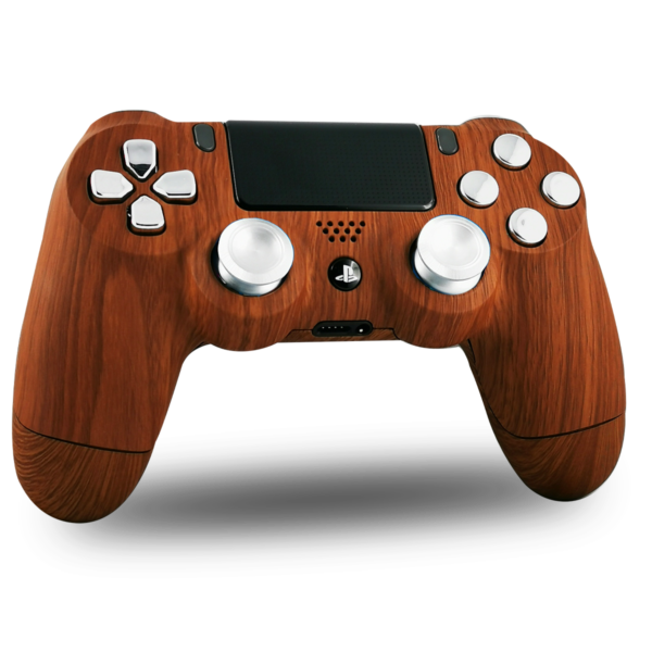 manette-PS4-custom-playstation-4-sony-personnalisee-drawmypad-woody-wood