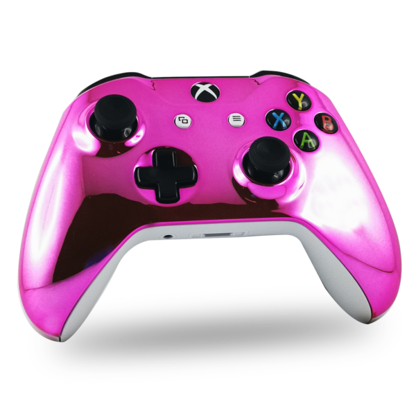 coque-XBOX-custom-S-personnalisee-drawmypad-chrome-pink