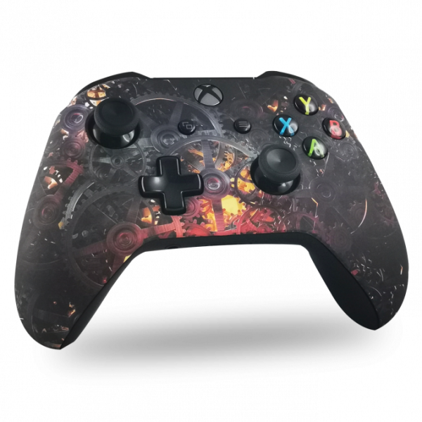 manette-XBOX-custom-S-personnalisee-drawmypad-clockwork