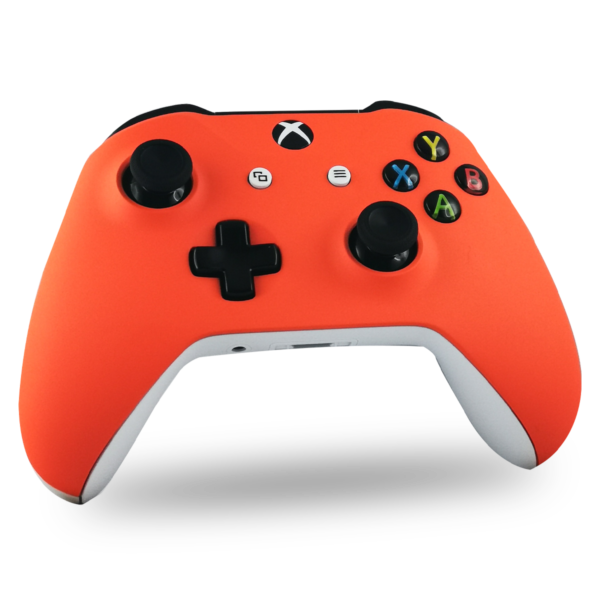 coque-XBOX-custom-S-personnalisee-drawmypad-orange