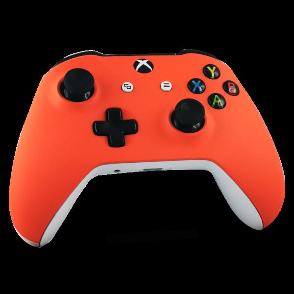 manette-XBOX-custom-S-personnalisee-drawmypad-orange