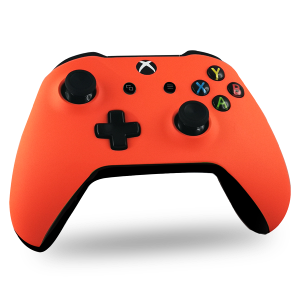 manette-XBOX-custom-X-personnalisee-drawmypad-orange