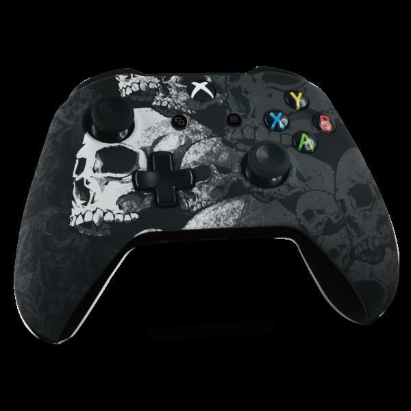 manette-XBOX-custom-X-personnalisee-drawmypad-skullz