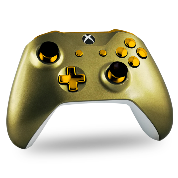 manette-XBOX-one-custom-S-personnalisee-drawmypad-gold-and-yellow