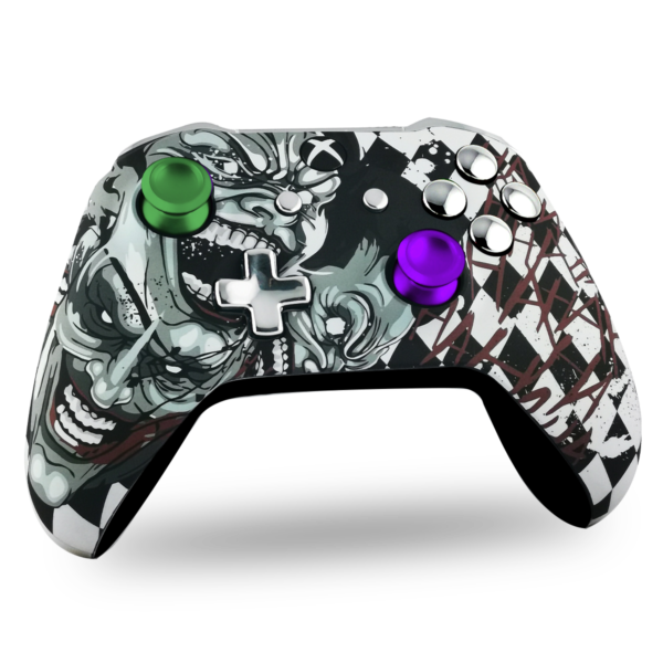 manette-XBOX-one-custom-S-personnalisee-drawmypad-is-this-a-joke-chrome