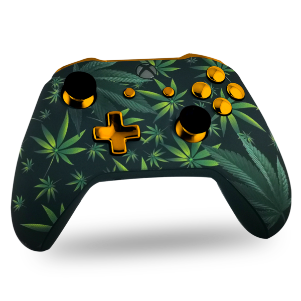 manette-XBOX-one-custom-S-personnalisee-drawmypad-gold-kanadian-leaves