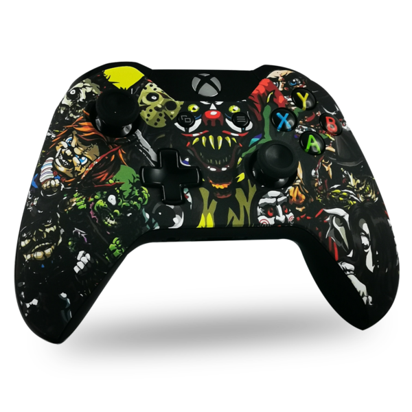 manette-XBOX-one-custom-personnalisee-drawmypad-halloween