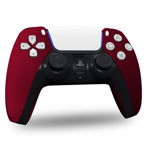 manette-ps5-sony-custom-playstation-personnalisee-rouge-noir