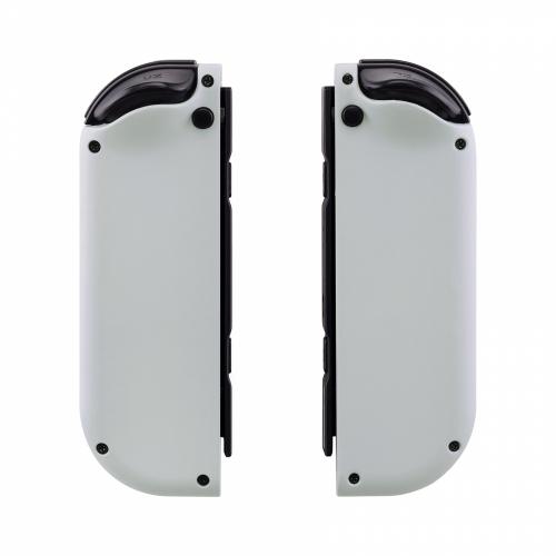 Joycons custom Switch - SNES Black par Draw my Pad arrière